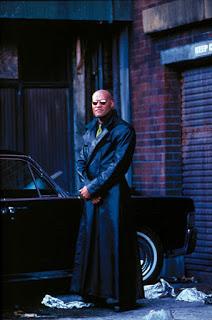 Morpheus do filme Matrix (1999)